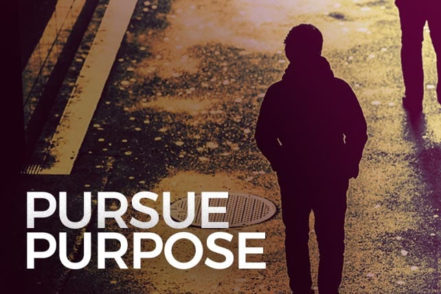 Do Your Pursuits Align With Your Purpose?