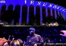 jesus is king review