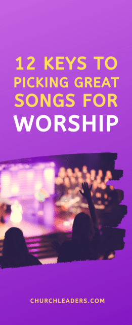 great songs for worship