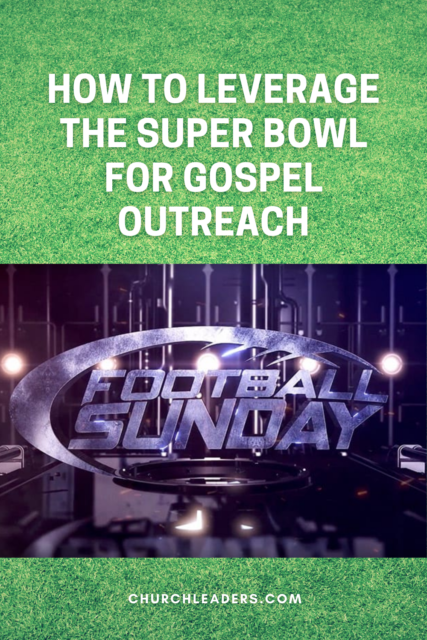 super bowl sunday and the church