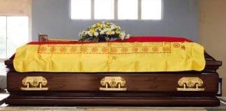chinese funerals