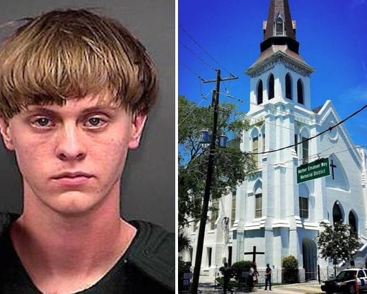 church shooter