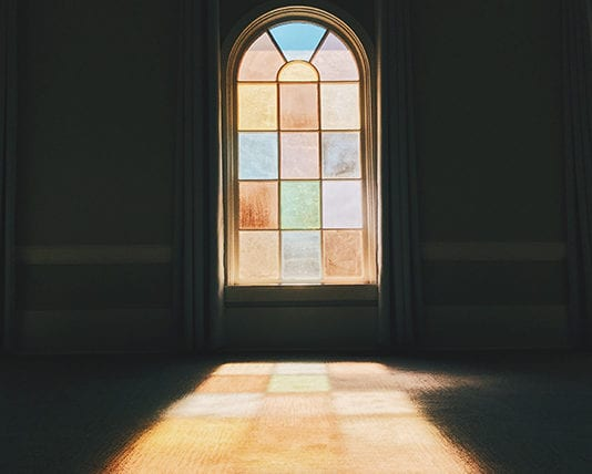 The Slippery Slope of Families Attending Church Less