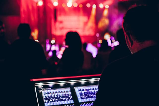 Worship Sound Techs