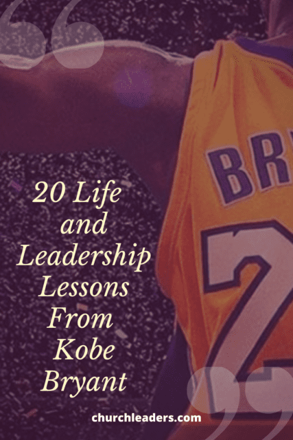 lesson from kobe