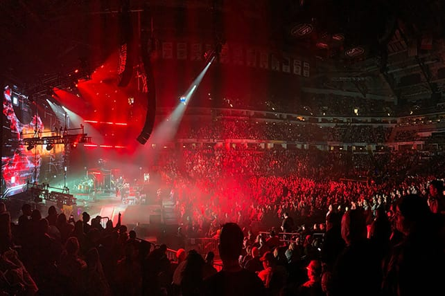 A Spectacular Concert and a Free Youth Leaders Training