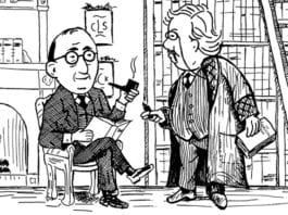 Learning Evangelism From G.K. Chesterton and C.S. Lewis