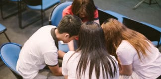 Keep Young People in Church