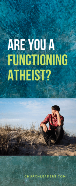 functional atheism
