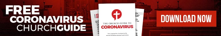 Church Guide to Coronavirus 1
