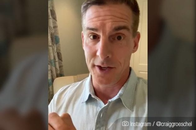 Life.Church Pastor Craig Groeschel Encourages Lonely People in Quarantine