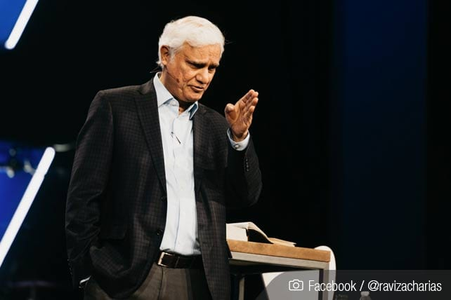 ravi zacharias health