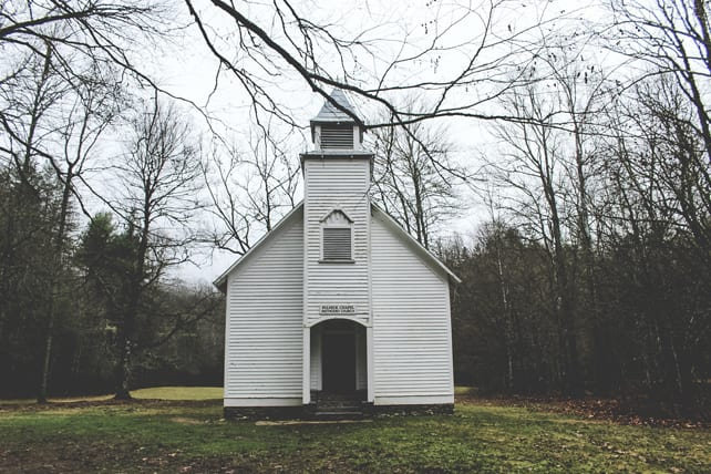 Small Churches are Not a Problem, a Virtue or an Excuse