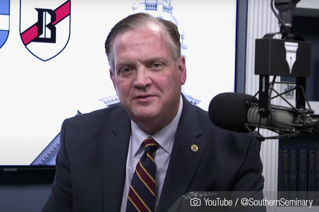 Mohler supporting Trump