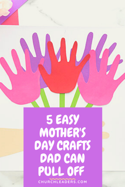 easy Mother's Day crafts