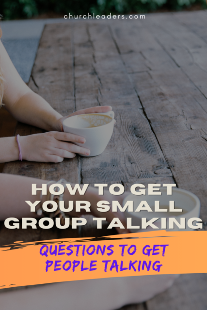questions to get people talking