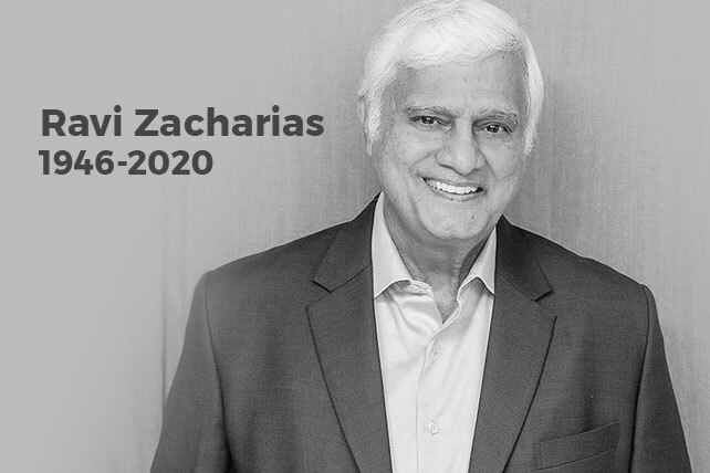 Ravi Zacharias death