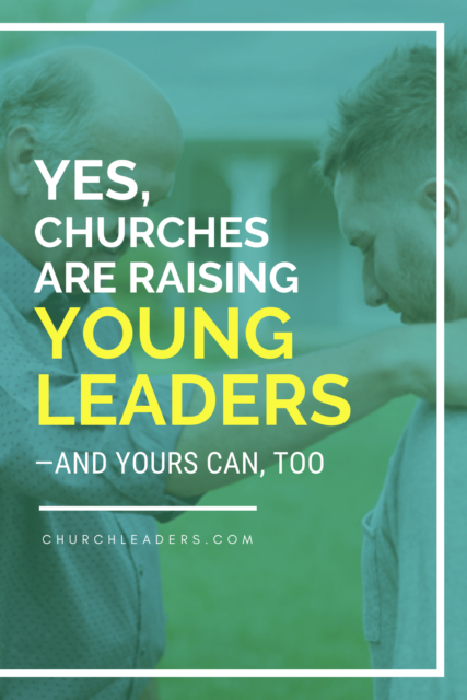 rasing young leaders