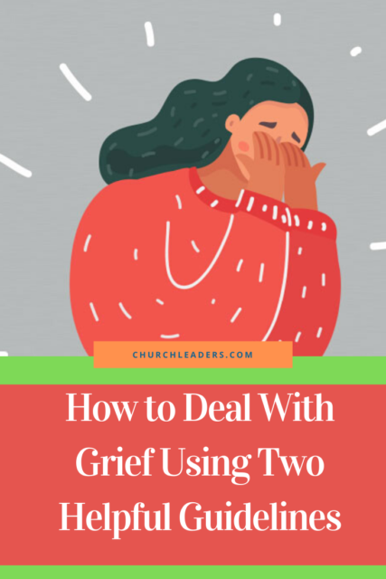 deal with grief