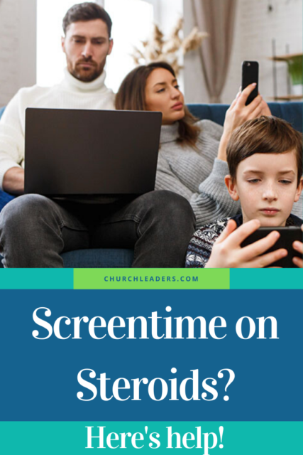 screentime on steroids
