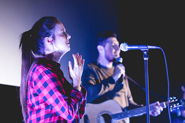 worship leaders