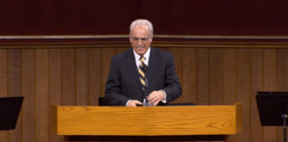 John MacArthur Lists the Requirements They Were Given to Keep Meeting as a Church