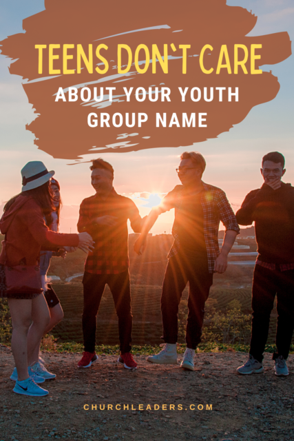 youth group name