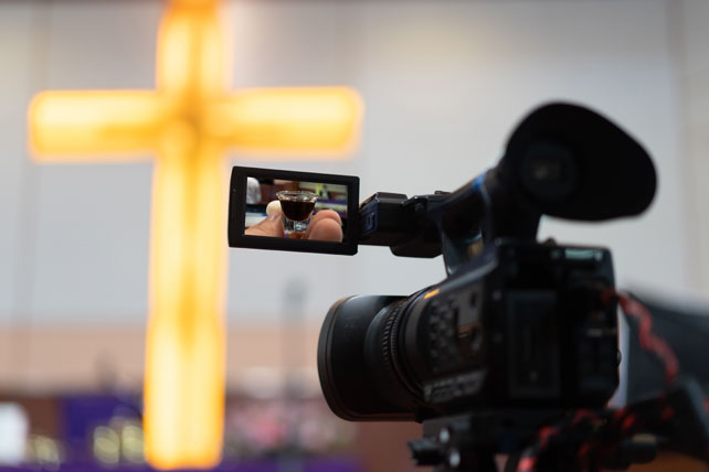 The Ultimate Church Live Streaming Equipment List