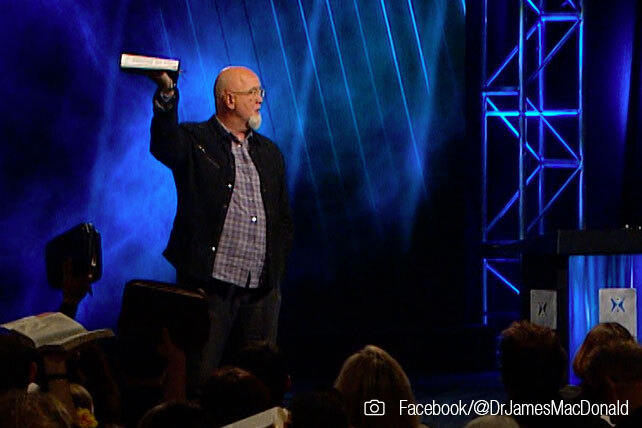 Pastor James MacDonald