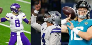 christian football players in the nfl