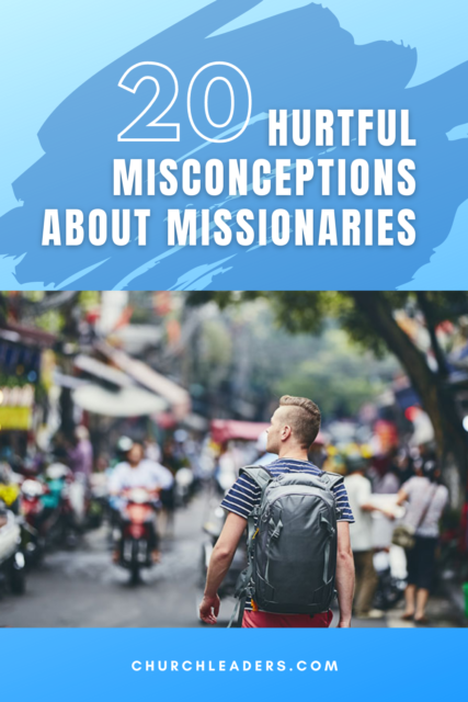 misconceptions about missionaries