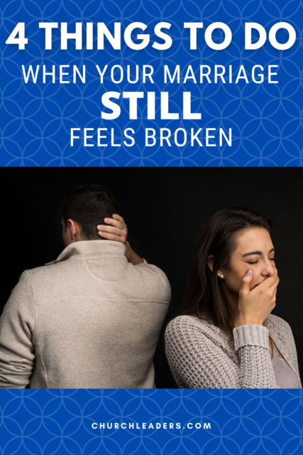 marriage feels broken