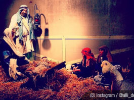 drive through nativity