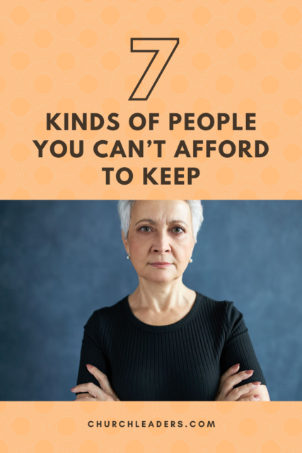 can't afford to keep