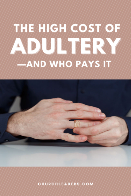 cost of adultery