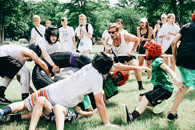 13 Youth Ministry Games to Play for Endless Outdoor Fun