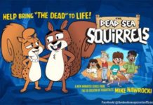 VeggieTales Co-Creator Plans to Launch New Animated Series, 'The Dead Sea Squirrels'
