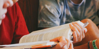 Bible study for Middle Schoolers