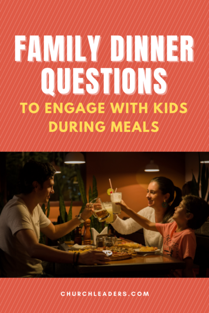 family dinner questions