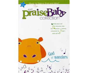 christian baby gifts dvd
