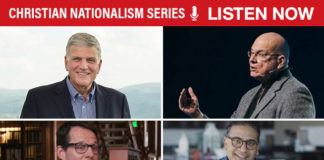 Christian nationalism podcast