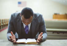 prayer before preaching