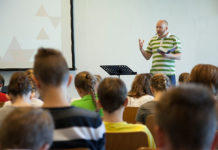 youth group leadership