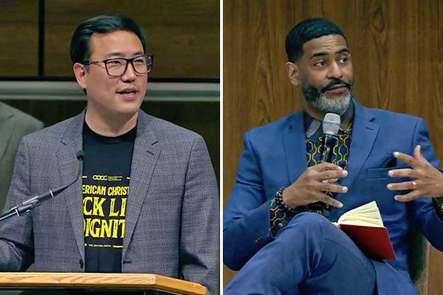Black and Asian Christian