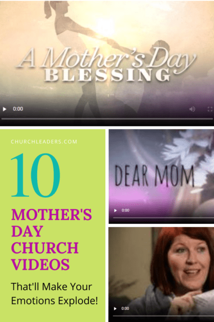 mothers day church videos