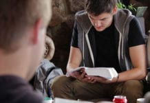 youth Bible study topics