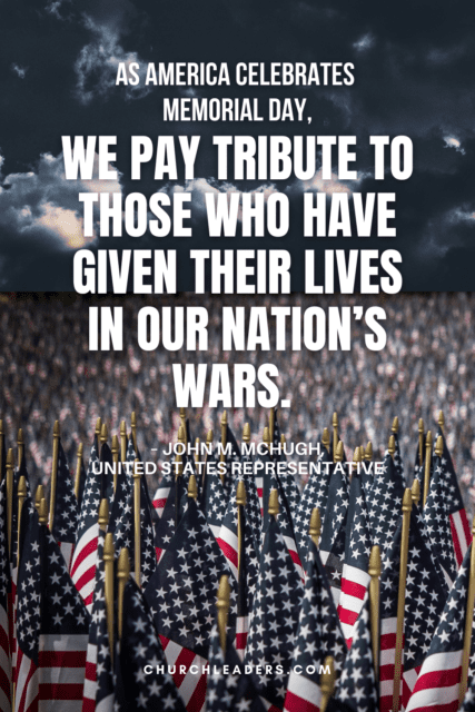 memorial day quotes we pay tribute to those who have given their lives in our nation's wars