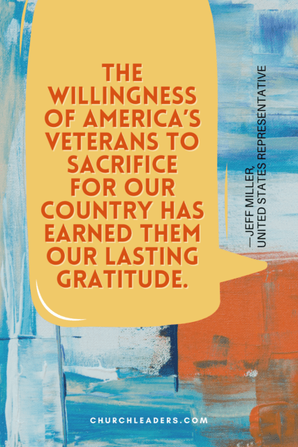 memorial day quotes The willingness of America's veterans to sacrifice for our country has earned them our lasting gratitude.—Jeff Miller, United States Representative