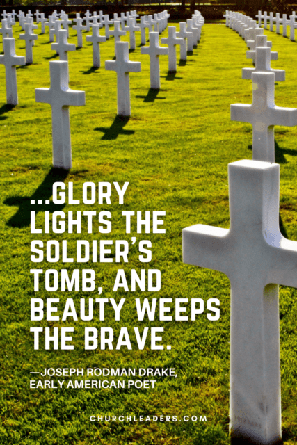 memorial day quotes glory lights the soldiers tomb and beauty weeps the brave