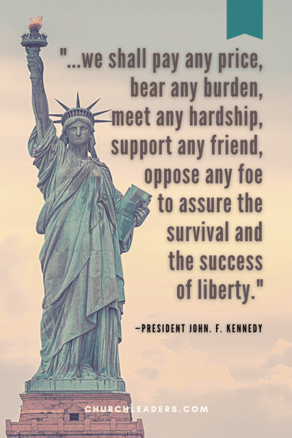 memorial day quotes president john f. kennedy